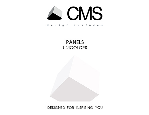 CMS Panel Color Range